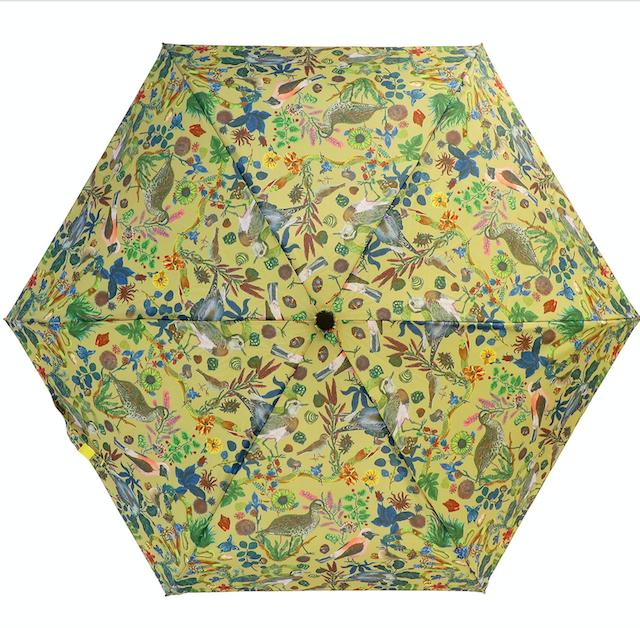 Nathalie Lete Folding umbrella Bird / ナタリーレテ 折り畳み傘