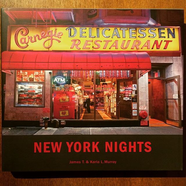 写真集「New York Nights/James T. Murray、Karla L. Murray」 - 画像1
