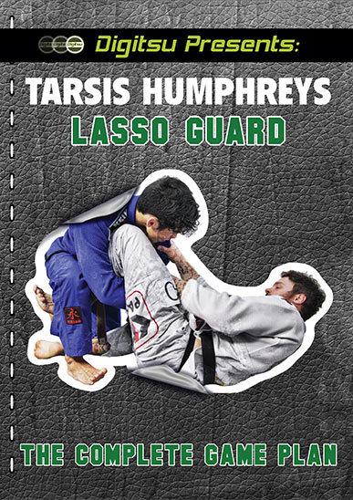 ターシス・フンフェリー ラッソーガード コンプリート・ゲーム・プランDVD|ブラジリアン柔術教則DVD