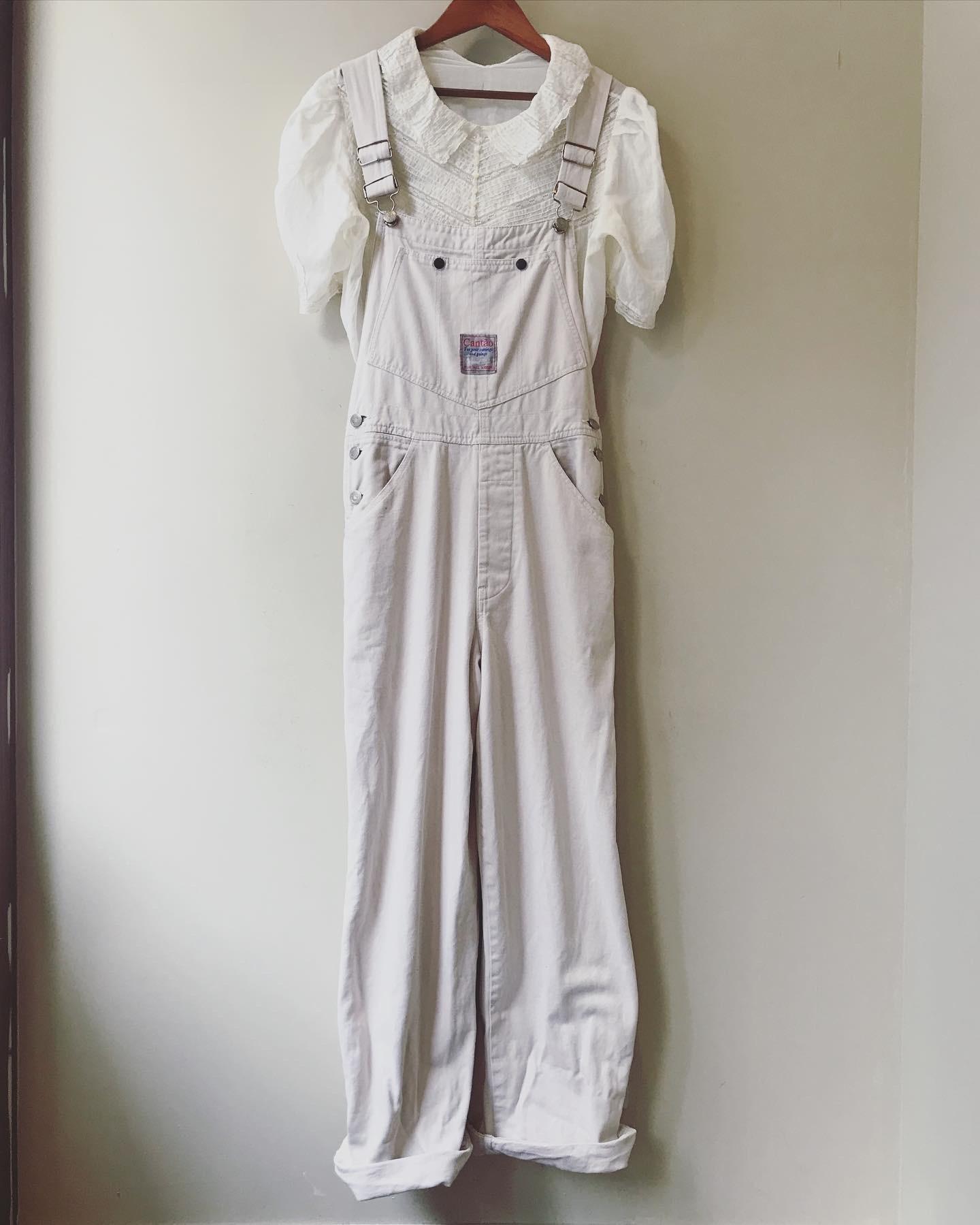 【SALE】vintage overall