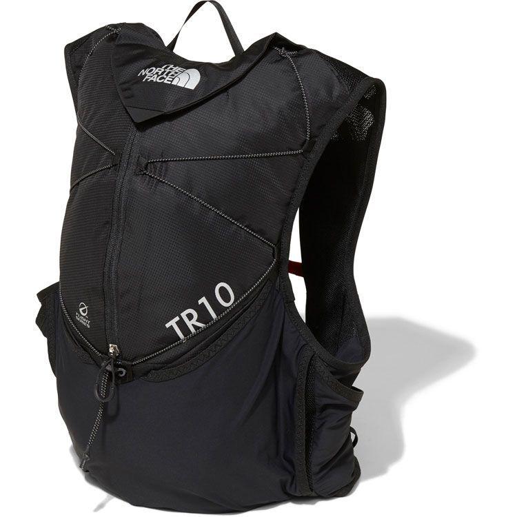 THE NORTH FACE ザノースフェイス TR 10 ティーアール10 ブラック(K)  NM61914【ザック】【ランニングパック】
