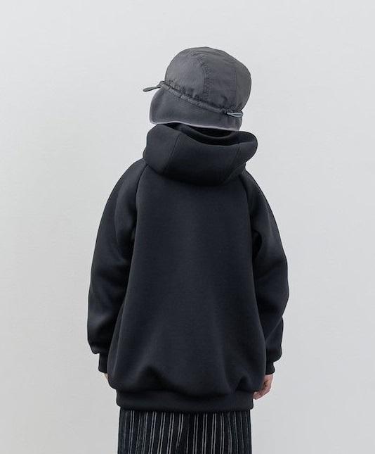 MOUN TEN. マウンテン double knit zip hoodie size:140