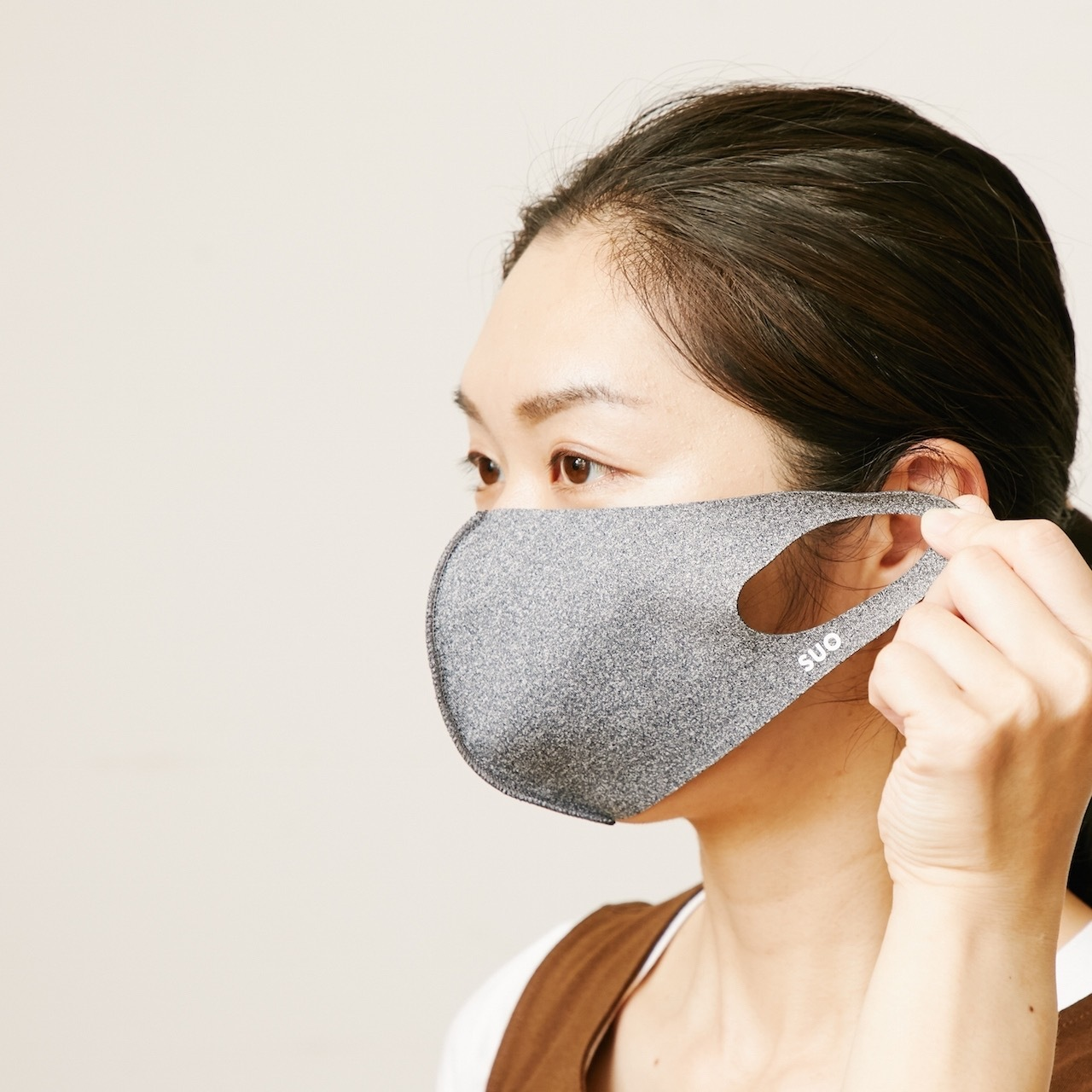 《SUO》COOL・スキンフィットマスク  HEATHER