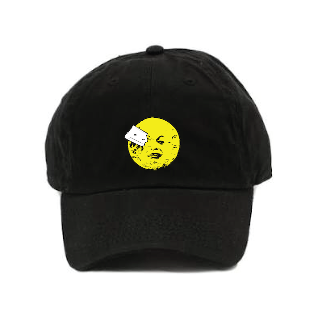 WasHere x SMOKIN' IN THE BOYS ROOM/SMOKY TAPES VOL.3 BALL CAP