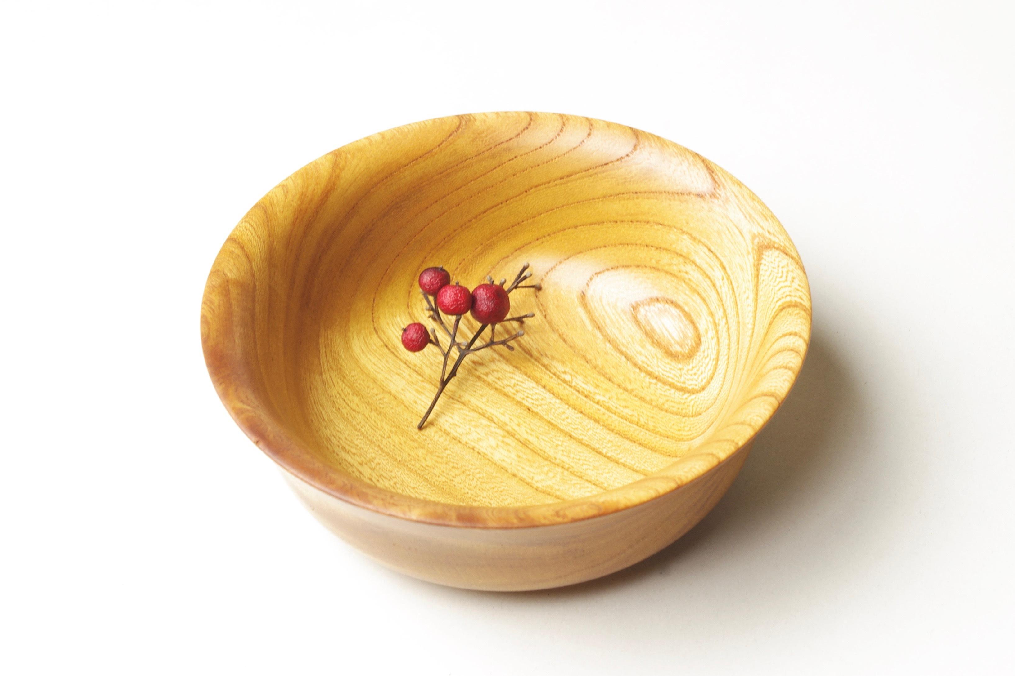 ケヤキ mini bowl 130mm