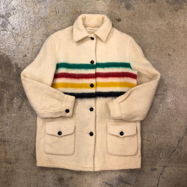 70's Hudson's Bay Wool Jacket ¥9,800+tax