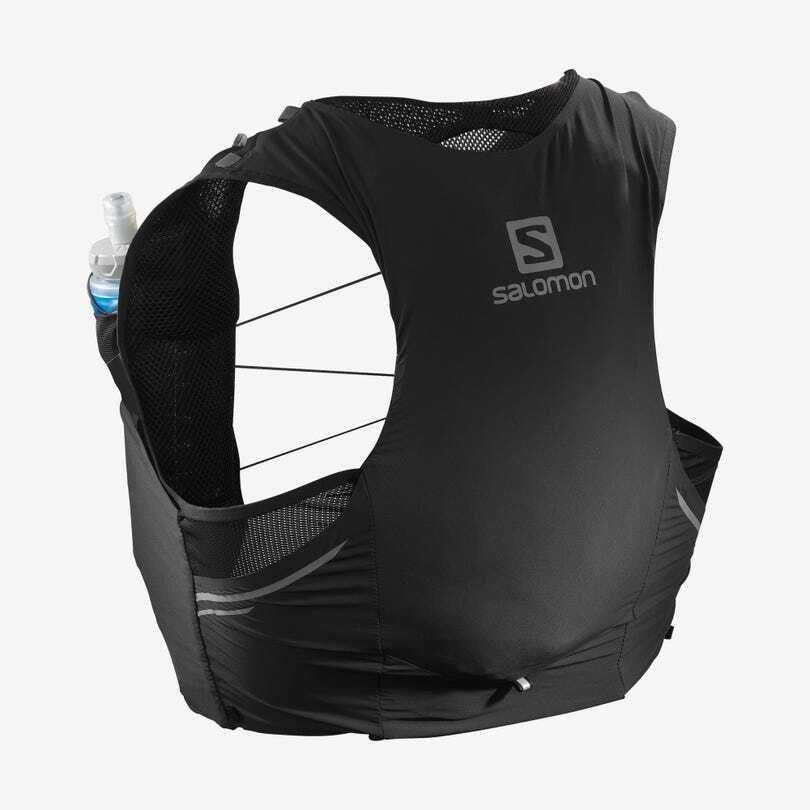 Salomon サロモン UNISEX SENSE PRO 5 BLACK / EBONY ユニセックス 男女兼用 センスプロ5 ブラック/エボニー LC1512000【ザック】【バックパック】