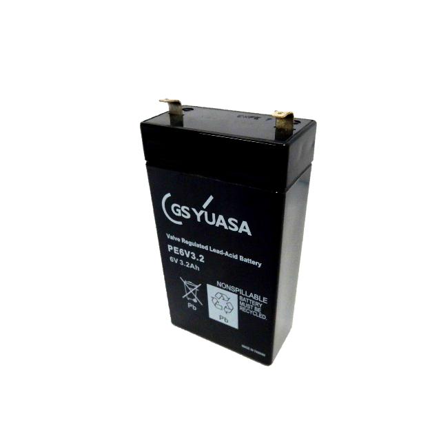 PE6V3.2F1 GSユアサ製 小形制御弁式鉛蓄電池 PEシリーズ