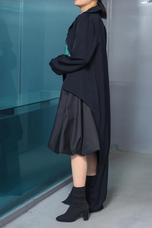 80's Yohji Yamamoto Deconstructed Jacket