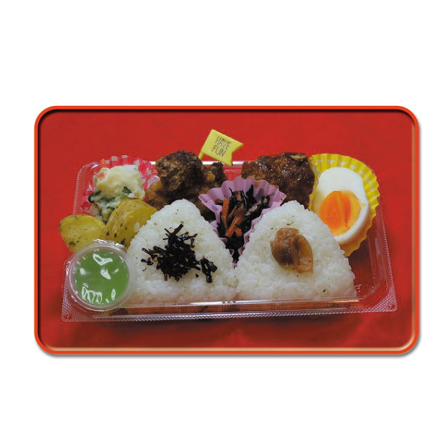 KIDS LUNCH BOX  B