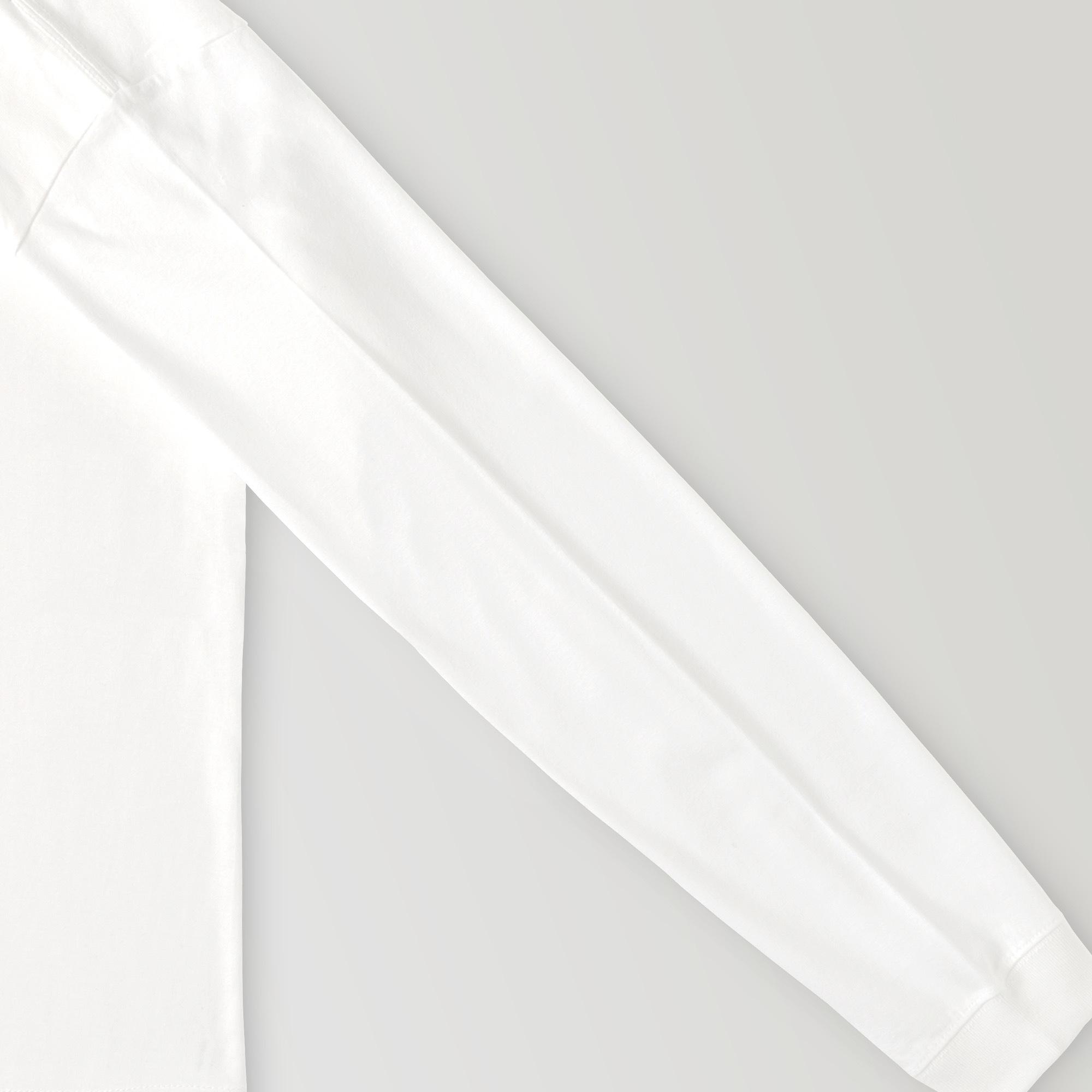 和柄/藤娘柄/WHT【京都和モダンTシャツ】©mayu_color.888