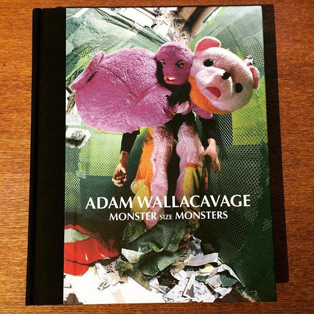 写真集「Monster Size Monsters/Adam Wallacavage」 - 画像1