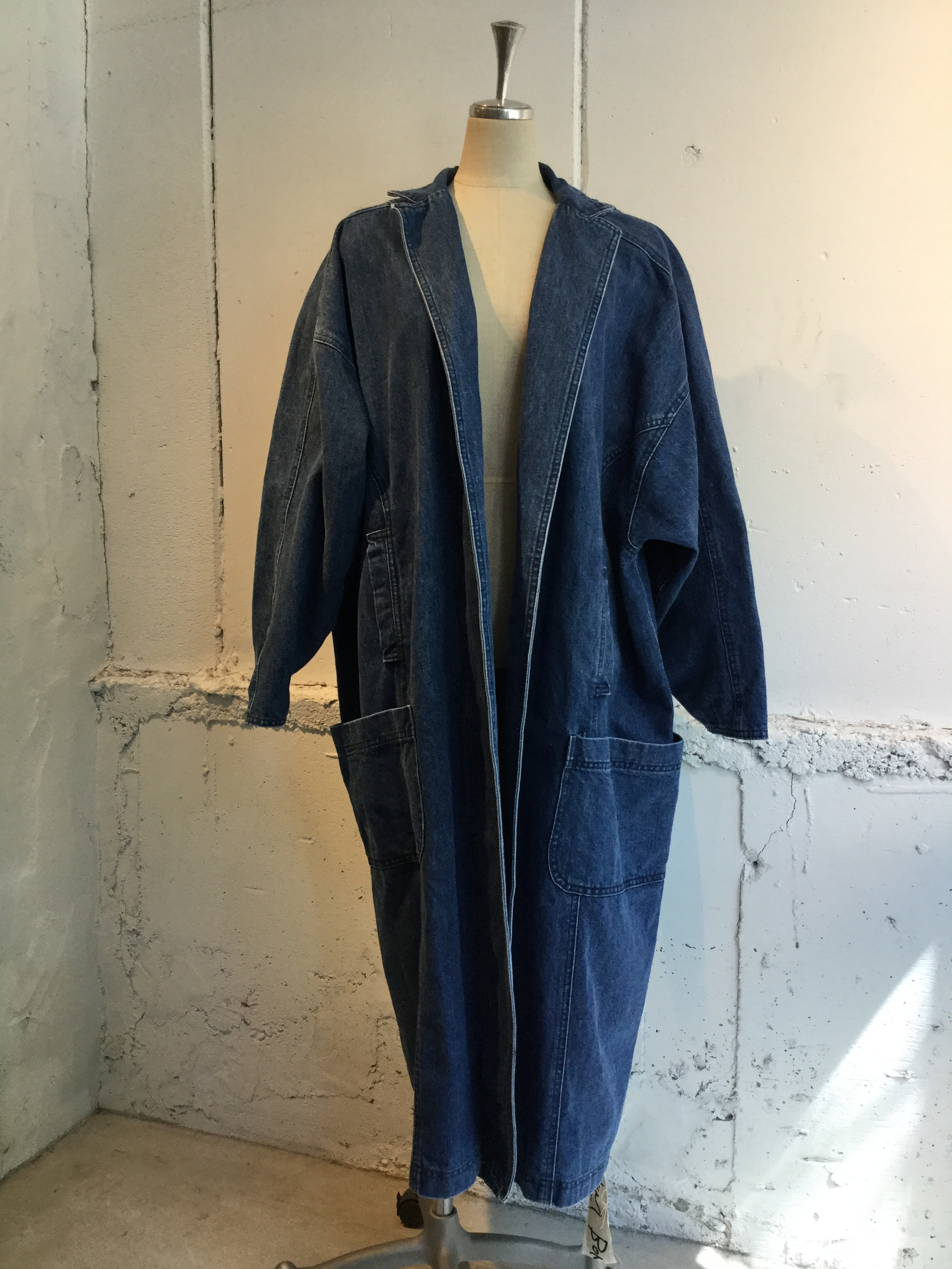 Bonum OR DENIM COAT