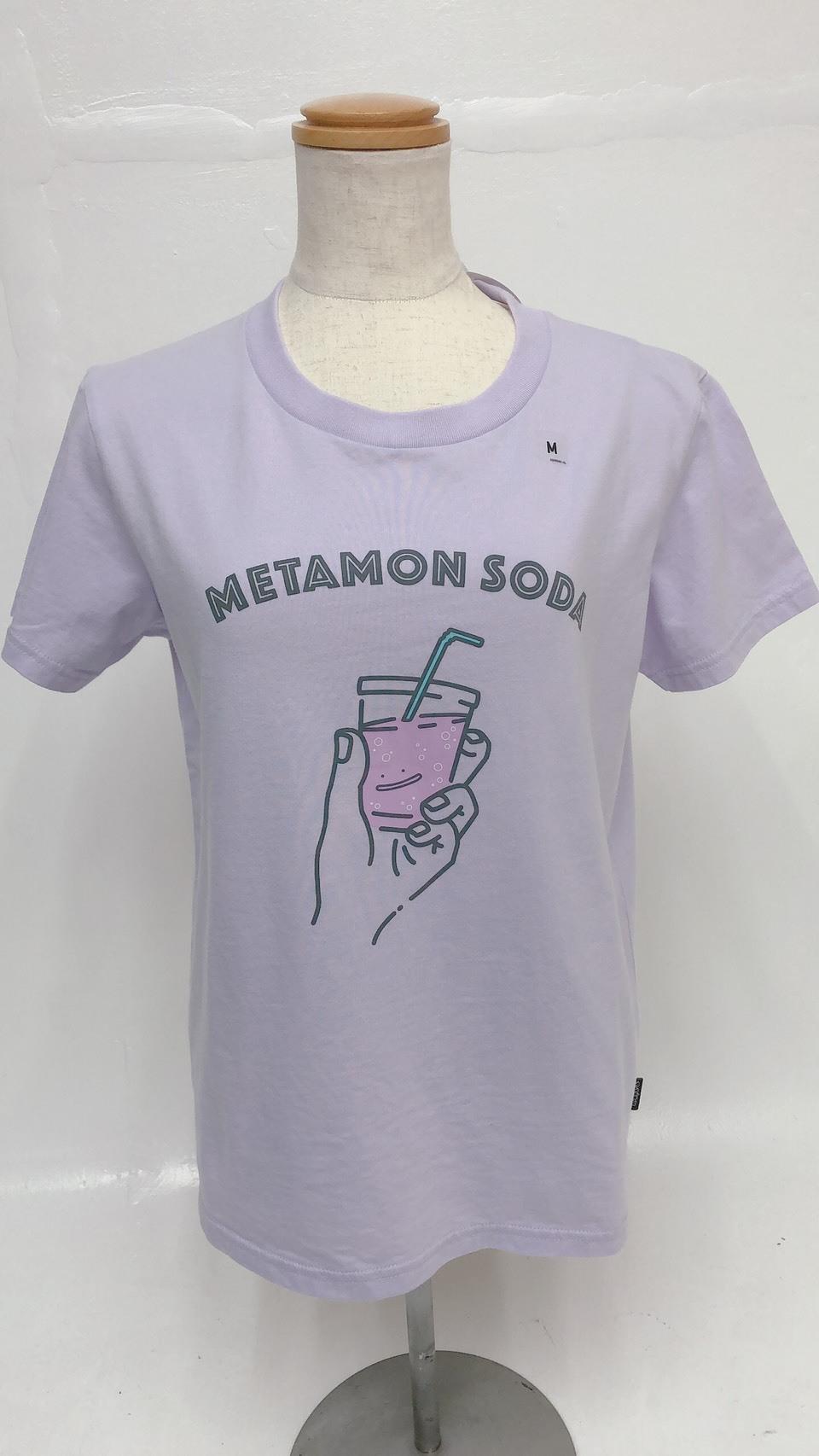 [アウトレット/未使用]ユニクロ ポケモンTシャツ (メタモンソーダ)