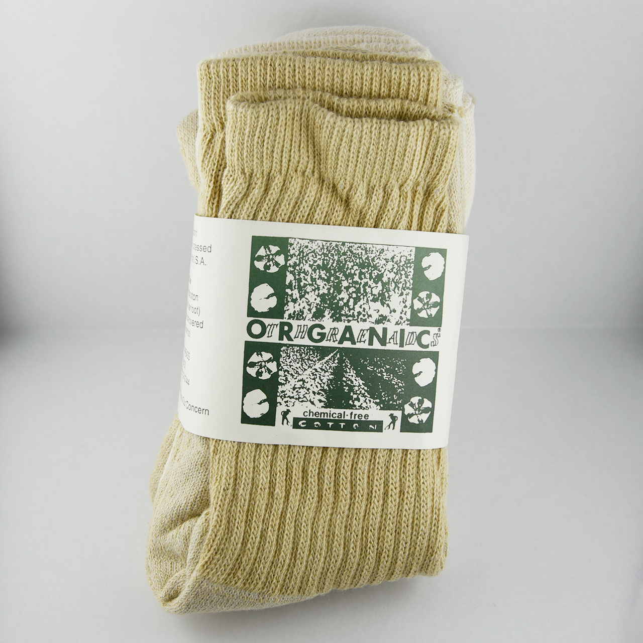 ORGANIC THREADS 3P SOCKS MIX