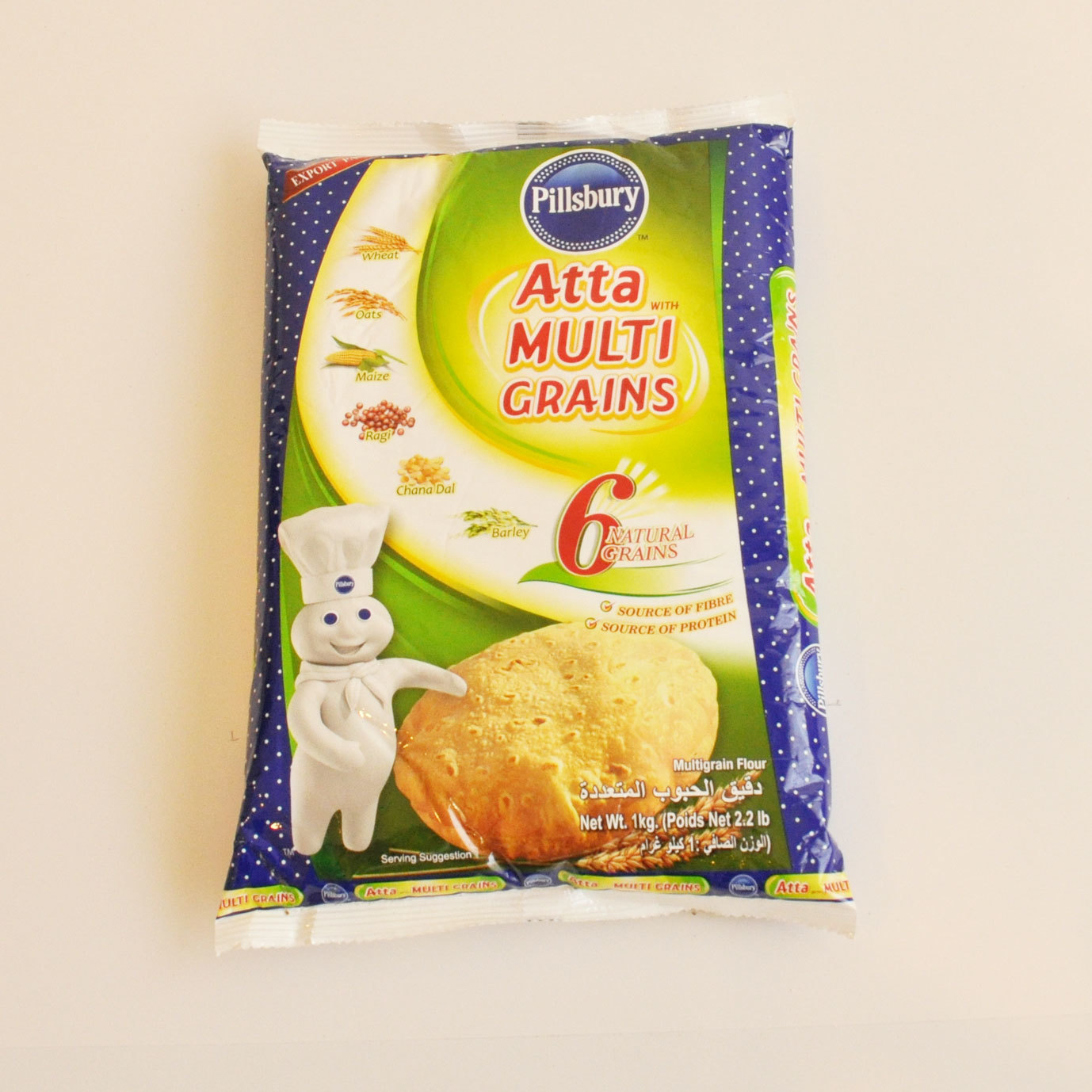 Pillsbury MULTI GRAIN ATTA 1kg