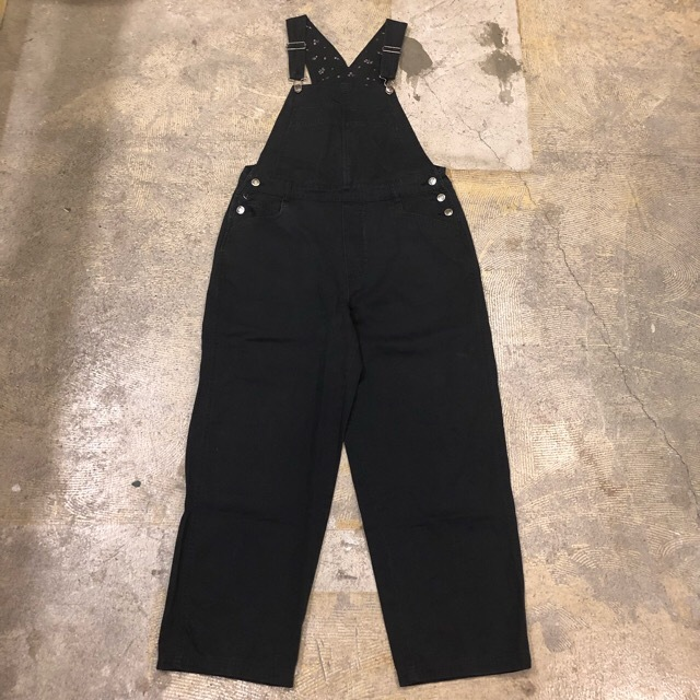Cherokee Black Overalls ¥7,400+tax