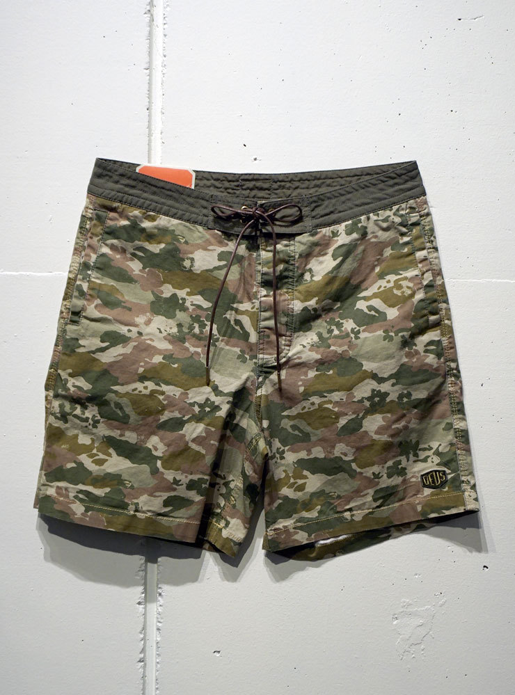 Deus ex Machina Tugu Original Camo
