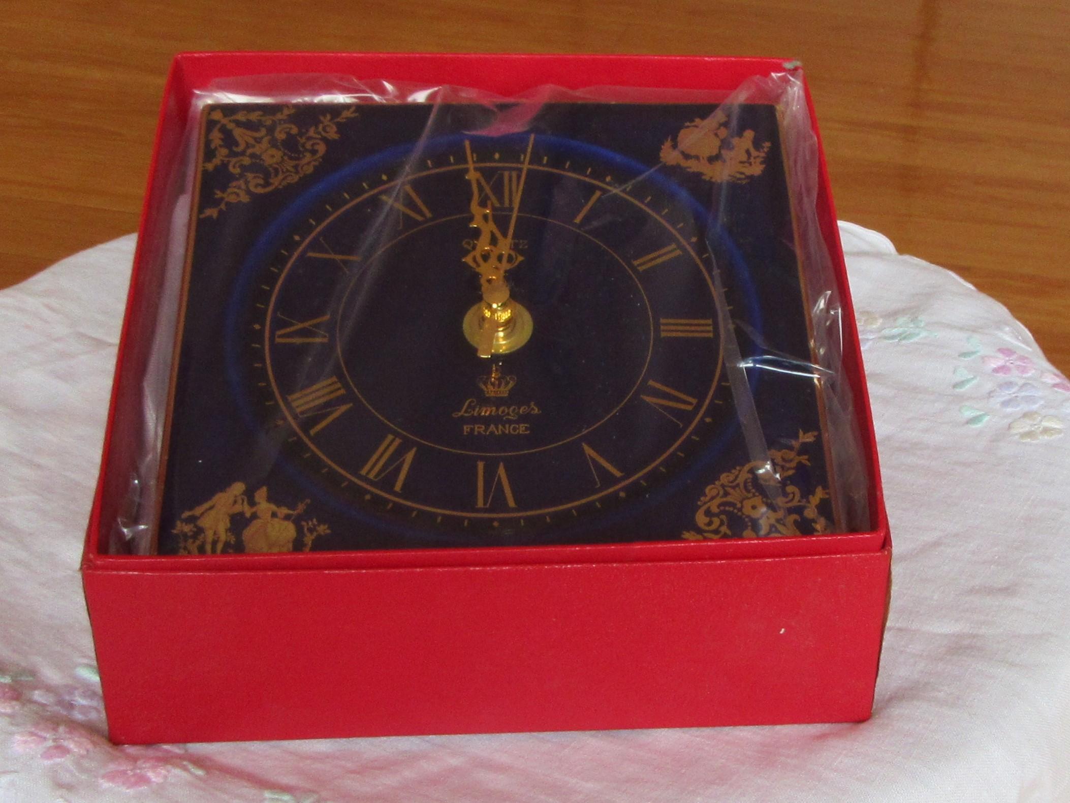 時計 リモージュ 新品