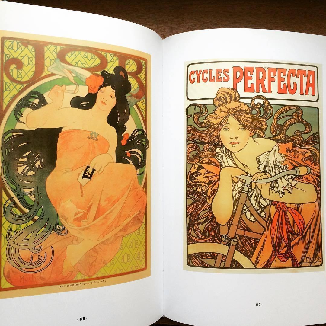 ロートレックと同時代のパリのポスター展 図録「Posters of Paris: Toulouse-Lautrec & His Contemporaries」 - 画像2