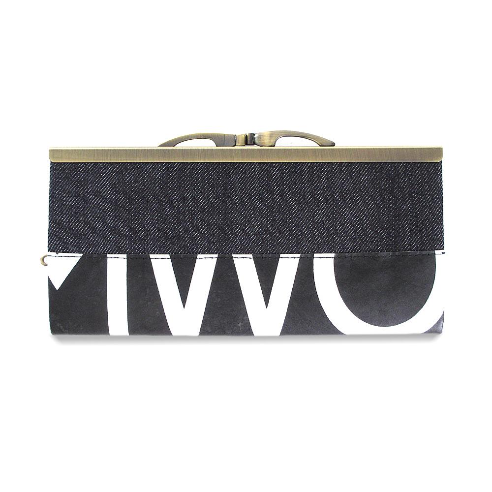 Frame Purse Long Wallet / GWD-0009