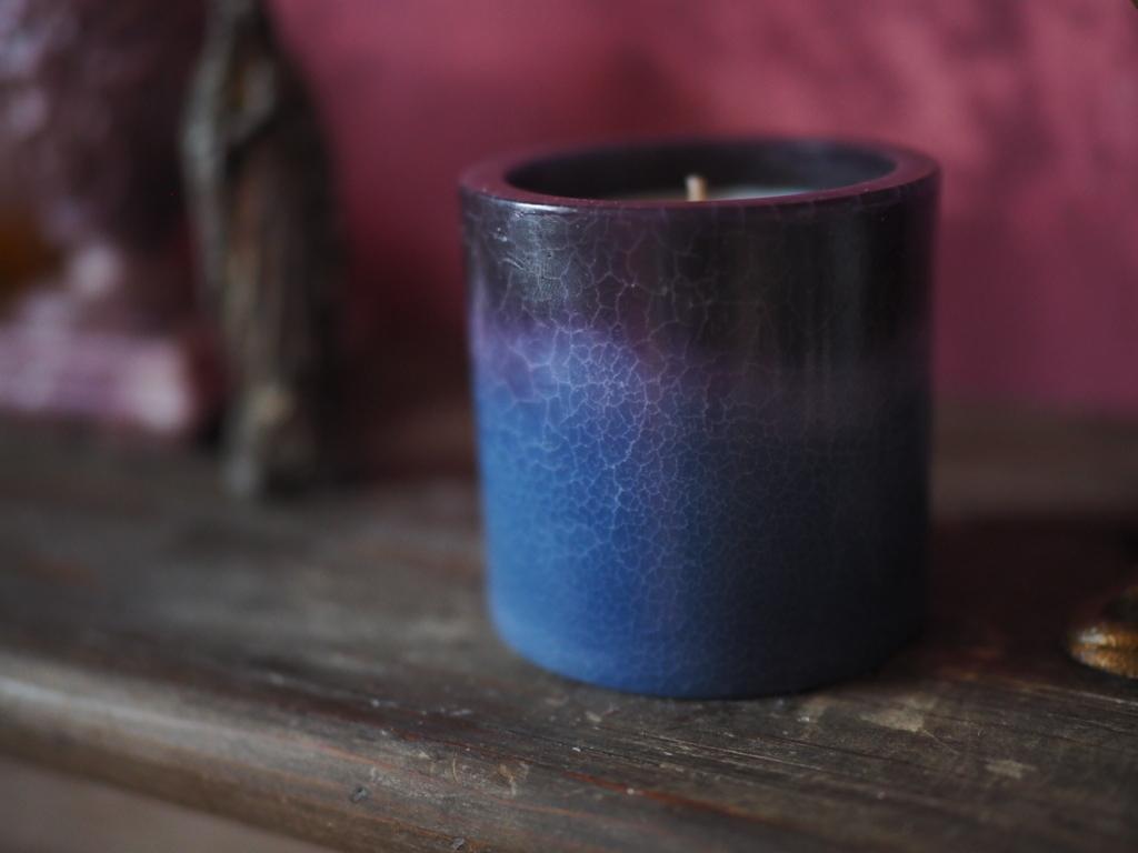 gradation lantern candle 3