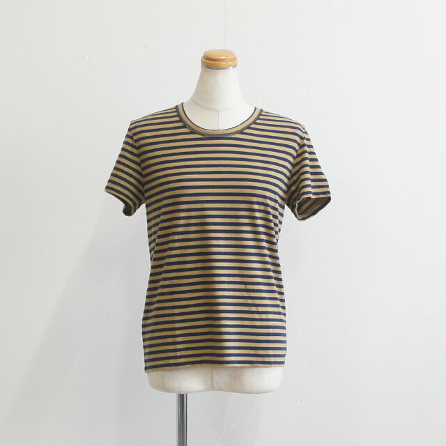 (g)(グラム) ボーダーTシャツ レディース Tシャツ ボーダー 半袖 通販 SALE セール 【返品交換不可】 (品番glam-038)