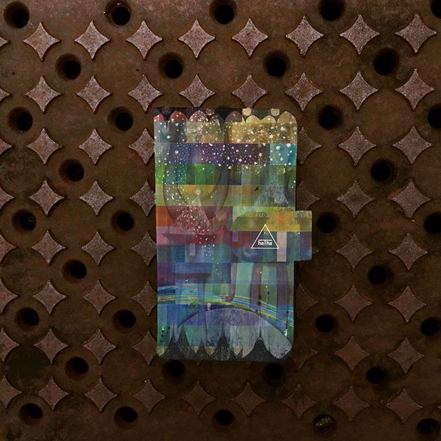 『over the rainbow』 マルチ対応手帳型スマホケース