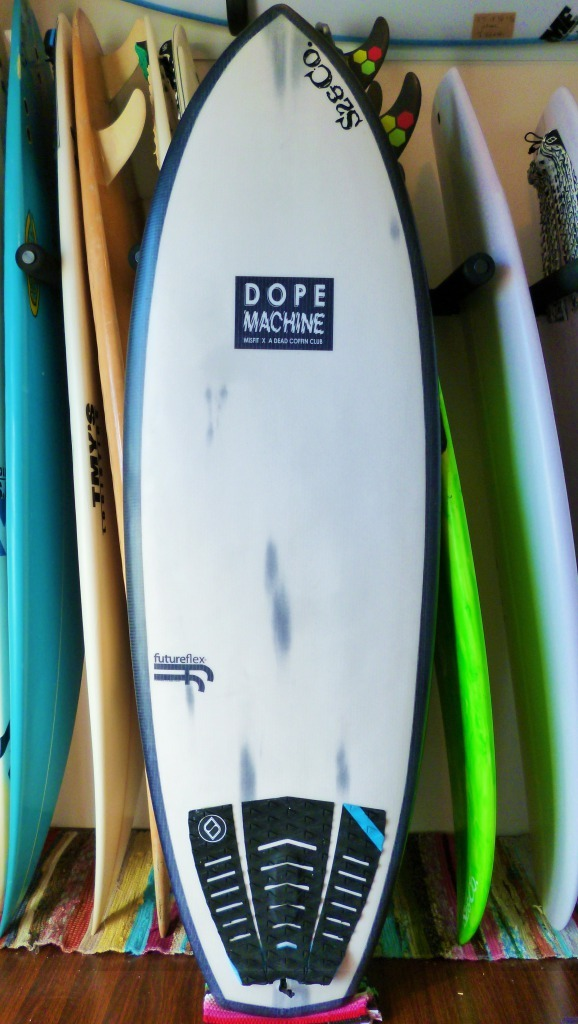 M/SF/T shapes DOPE MACHINE  used