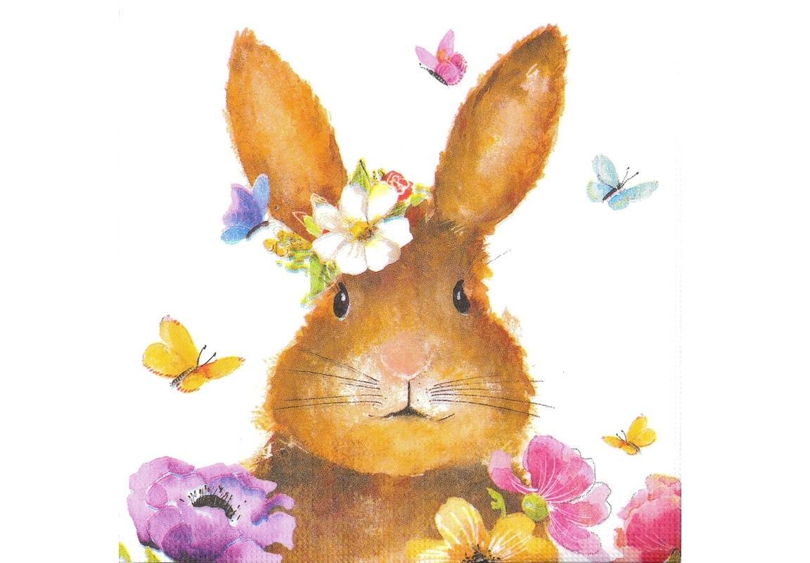 紙ナプキン Easter  Bunny