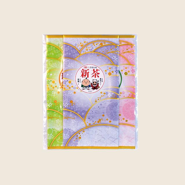 山香100g×5袋セット(山香50gおまけ付き・家康くん直虎ちゃんパッケージ)