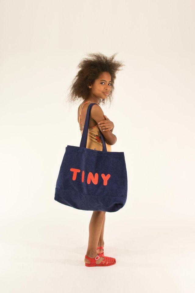 TINYCOTTONS タイニーコットンズ BIG TINY TOTE BAG size:50 cm x 45 cm x 15 cm
