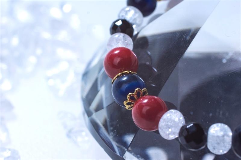 berry stone【パワーストーンブレスレット 】 - 画像3