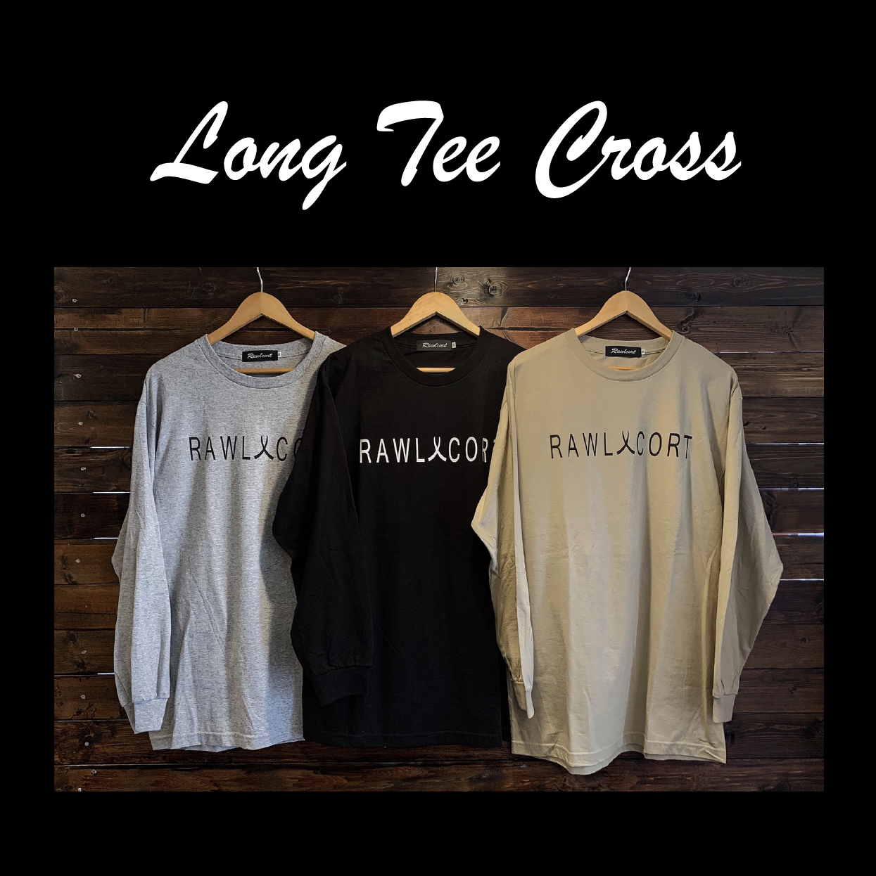 Long Tee Cross