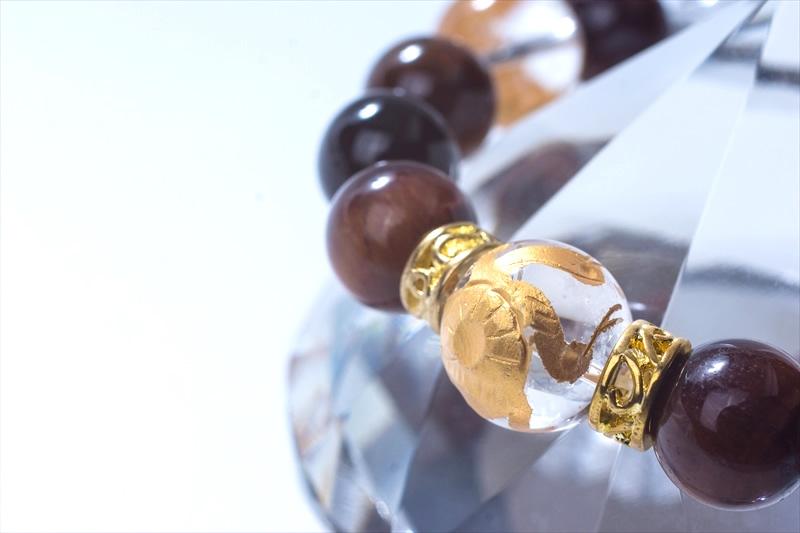 infinity四神水晶 (Men's PREMIUM)【パワーストーンブレスレット 】 - 画像4