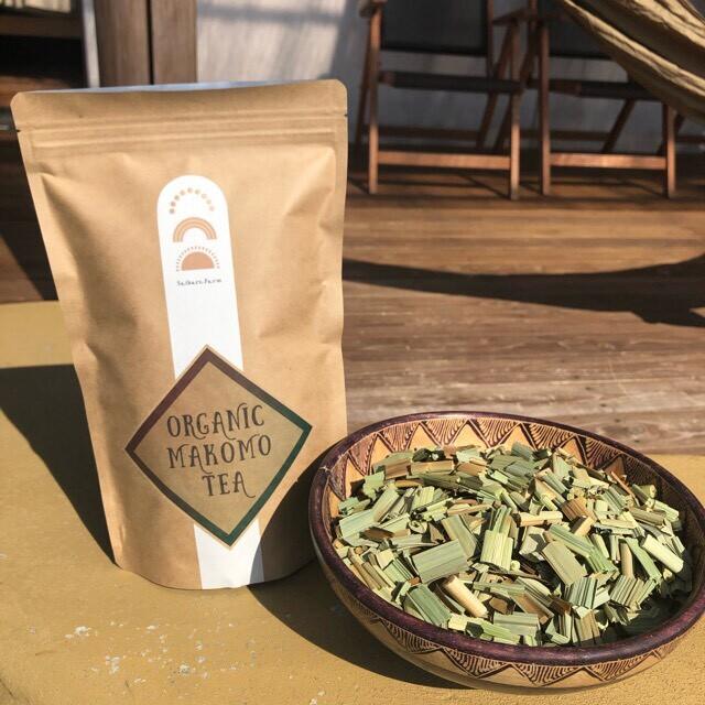 Organic Makomo Tea  有機栽培マコモ茶