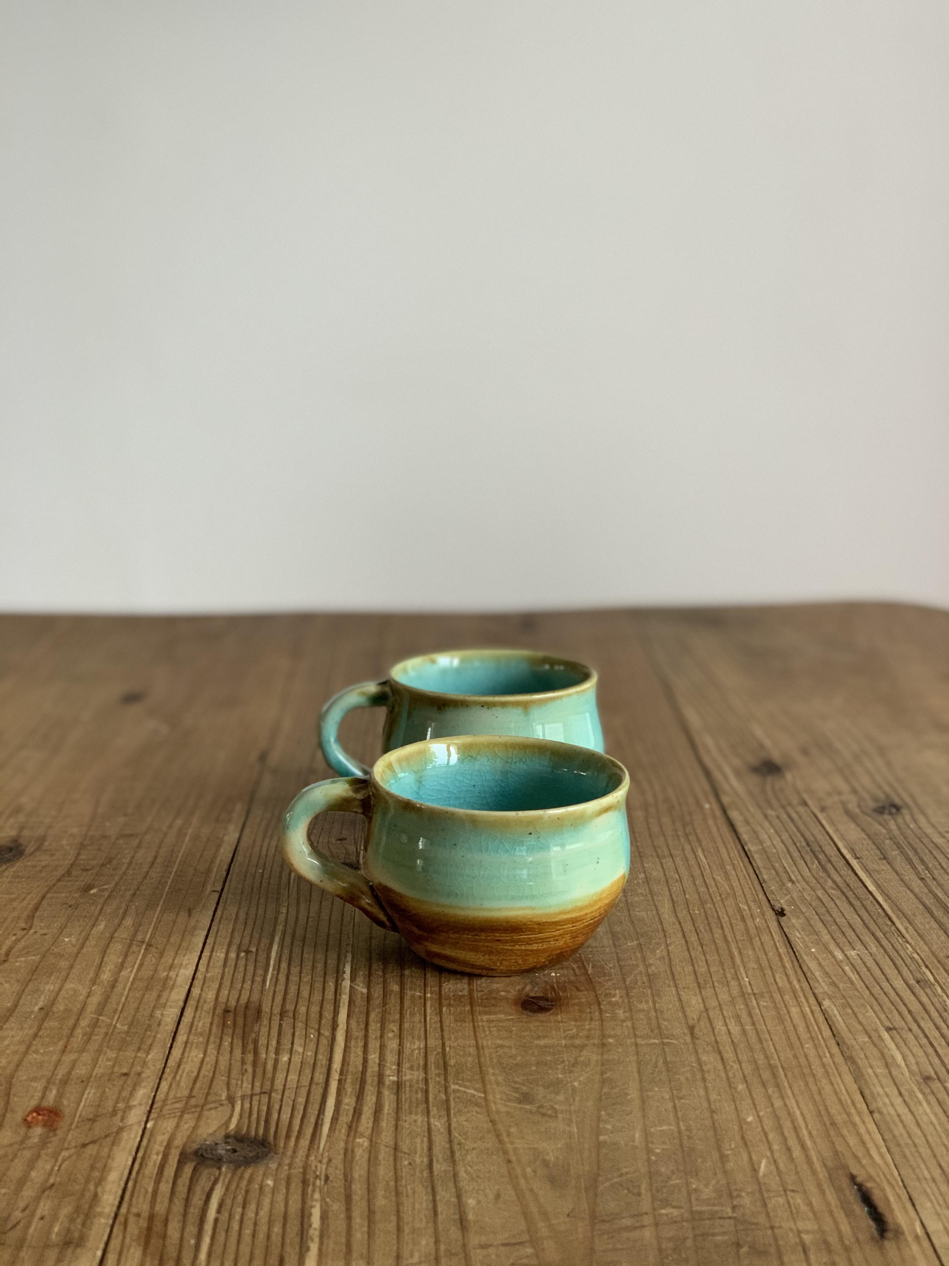 『 Al mare アルマーレ 』43 Pottery caff? カップ