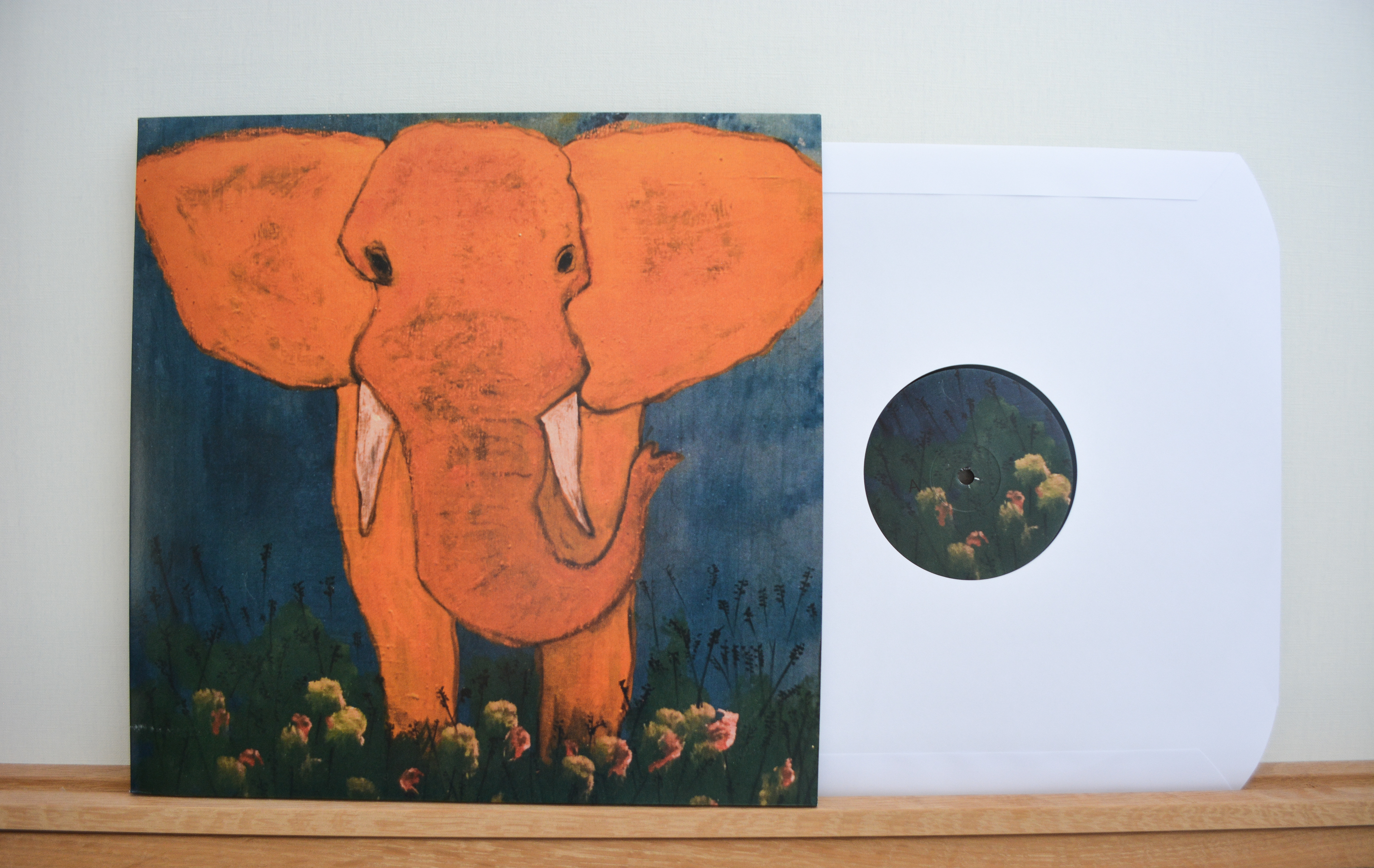 Elephant and a barbar (LP)