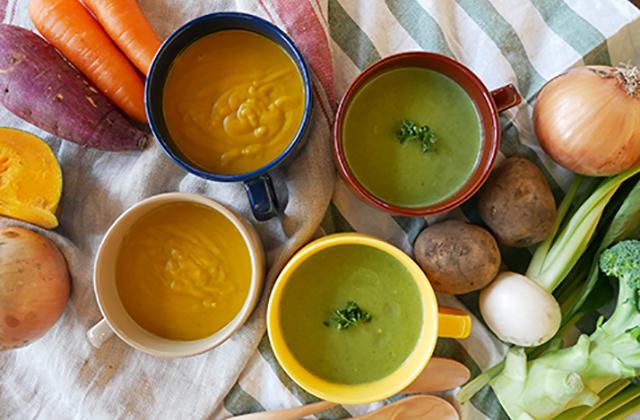 good juice 福王寺輝明監修簡単手作り野菜スープセット「good Vegi Soup」