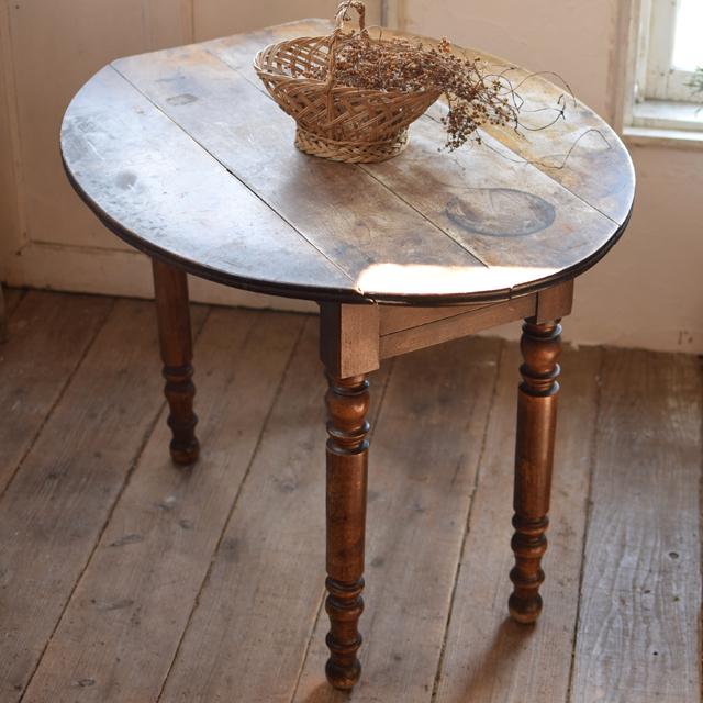 バタフライテーブル 丸テーブル ダイニングテーブル