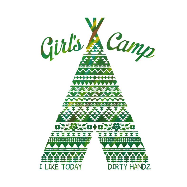 Girls Camp Tee
