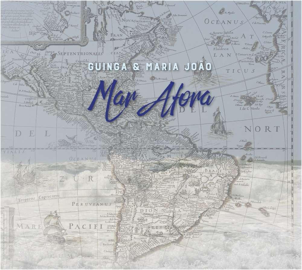 AMC1546 Mar afora / Guinga & Maria João (CD)