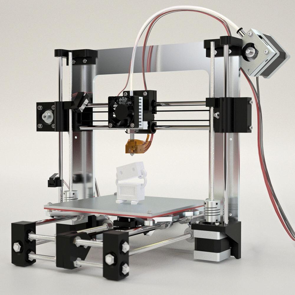 atom 3D プリンター 組立キット(ヒーテッドベッド付き) - 画像2