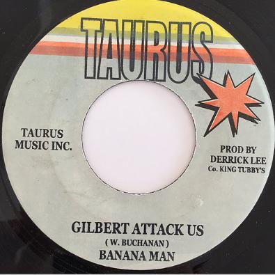 Banana Man(バナナマン) - Gilbert Attack Us【7'】