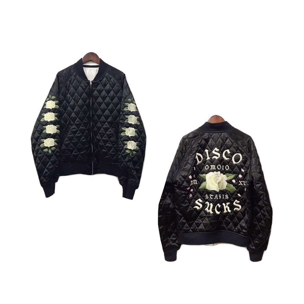 BAL - Quilting Souvenir Jacket (size - L) ¥24000+tax