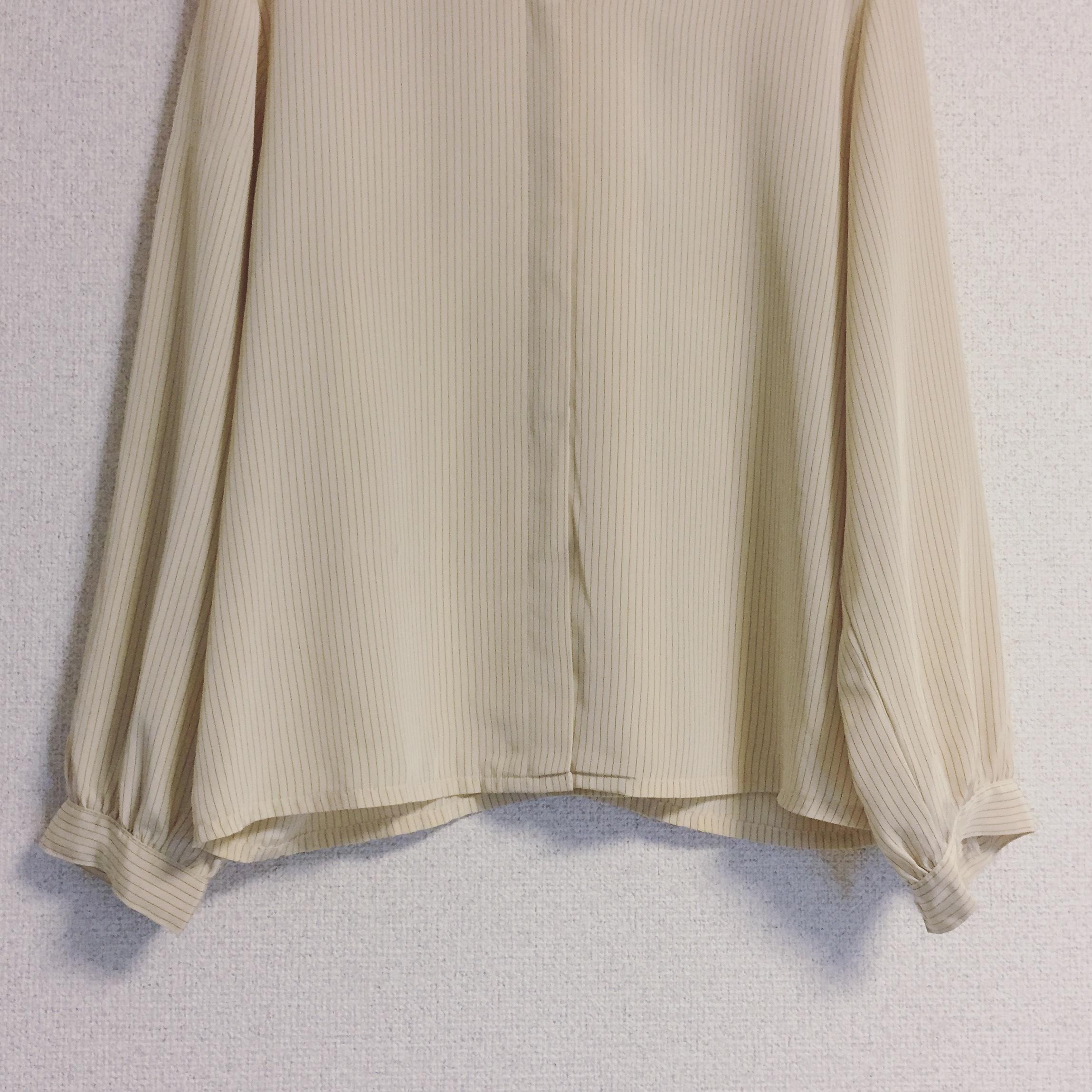 vintage wide sleeve tops