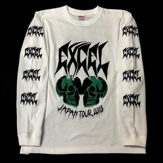 【OTHERS】EXCEL JAPAN TOUR 2018 in SHIZUOKA Official L/S Tee