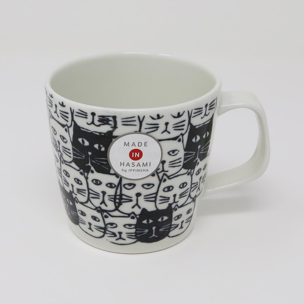 猫マグカップ(キッツマグにゃんこ)
