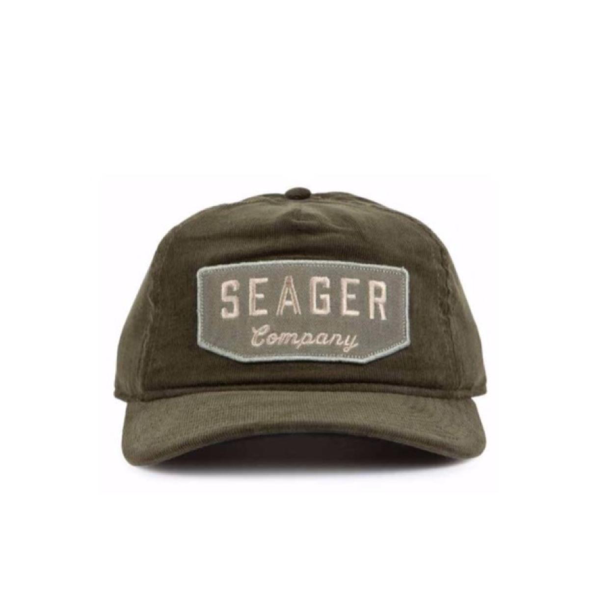 SEAGER #Wilson 5 Panel Cap