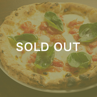 【ピッツェリア ジターリア ダ フィリッポ】世界一受賞店の新麦本格ナポリピッツァ3種&もちもちパスタと自家製ソース
